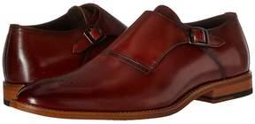 Stacy Adams Dinsmore Plain Toe Monk Strap Men's Monkstrap Shoes