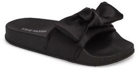Steve Madden Girl's Jsilky Slide Sandal