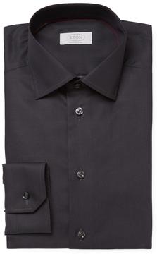 Eton Men's Dots Contemporary Fit Dress Shirt