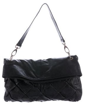 Loeffler Randall Quilted Leather Hobo