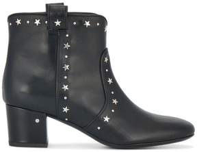 Laurence Dacade 130mm star studded ankle boots