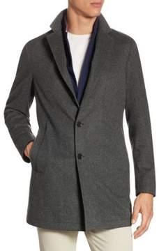 Loro Piana Parkway Cashmere Coat