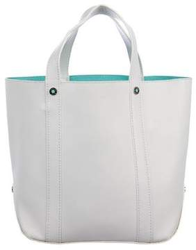 Tiffany & Co. Small Leather Tote