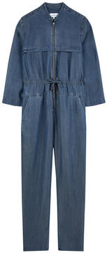 Little Remix Jumpsuit with a jean effect