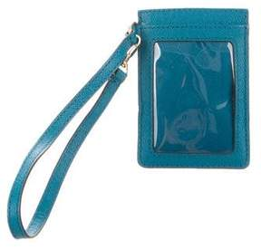 MICHAEL Michael Kors Leather Mini Cardholder