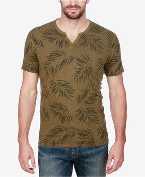 Lucky Brand Men's Henley Cotton T-Shirt
