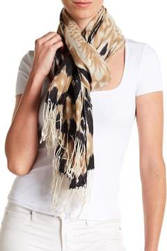 Tommy Bahama Pineapple Ikat Cashmere Scarf