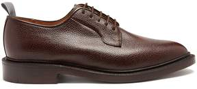 Thom Browne Blucher pebbled-leather brogues