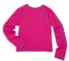 Vineyard Vines Toddler's, Little Girl's& Girl's Rash Guard