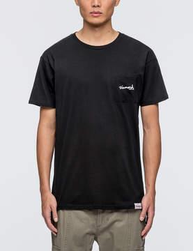Diamond Supply Co. Mini Og Script Pocket S/S T-Shirt