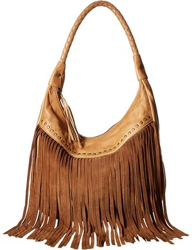 Scully - Oh So Soft Leather Fringe Bag Bags