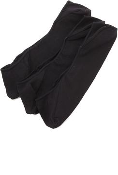 Calvin Klein Underwear No Show Socks Three Pack
