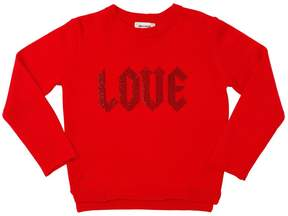 Zadig & Voltaire Embellished Wool & Cashmere Sweater