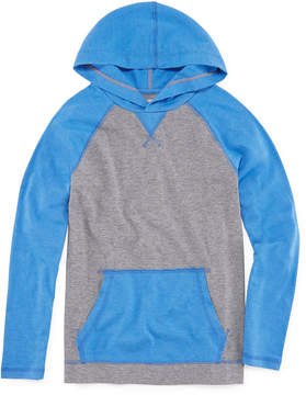 Arizona Long Sleeve Hooded Tee Boys 8-20 & Husky