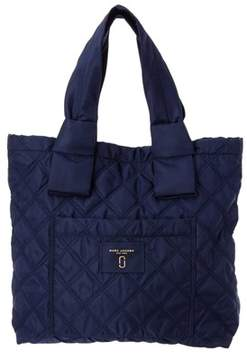 Marc Jacobs Nylon Knot Tote. - MIDNIGHT BLUE - STYLE