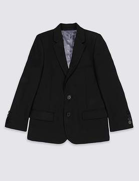 Marks and Spencer 2 Button Notch Lapel Blazer (3-14 Years)