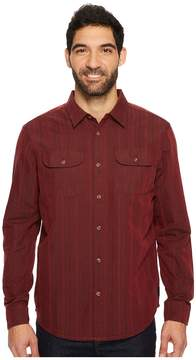 Prana Rennin Long Sleeve Shirt Men's Long Sleeve Button Up