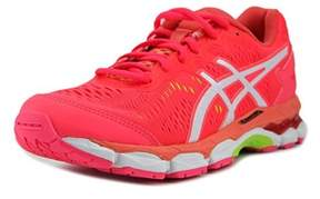 Asics Gel-kayano 23 Round Toe Synthetic Running Shoe.