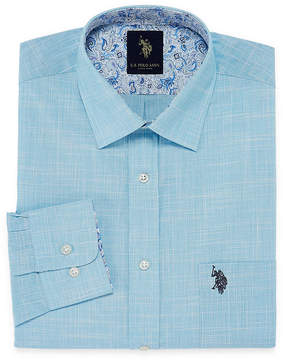 U.S. Polo Assn. USPA Dress Shirt Long Sleeve Dress Shirt - Slim