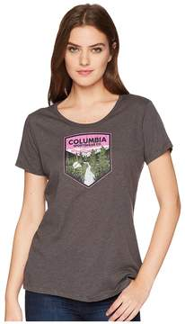 Columbia Badge Tee Women's T Shirt