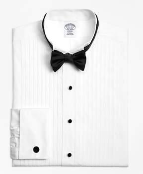 Brooks Brothers Regent Fit Ten-Pleat Wing Collar Tuxedo Shirt