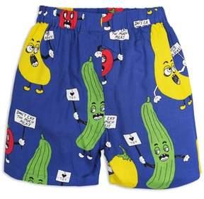 Mini Rodini Veggie Woven Shorts