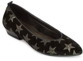 The Flexx Musee Leather Flats