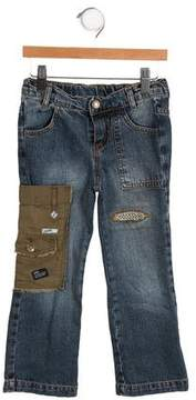 Ikks Boys' Straight-Leg Jeans