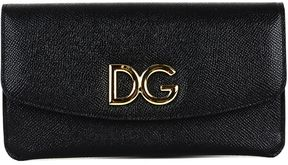 Dolce & Gabbana Leather Multifunction Portable - BLACK - STYLE