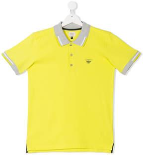 Emporio Armani Kids TEEN short sleeve polo shirt