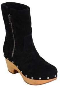 Corso Como CC Korine Suede Mid-Calf Boots