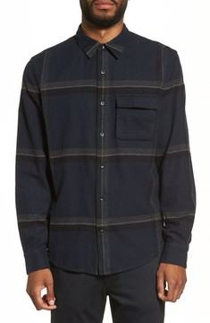 Joe's Jeans Men's Bellowed Plaid Classic Shirt