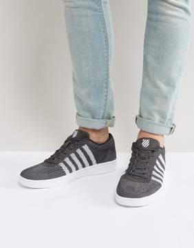 K-Swiss Pique Sneakers