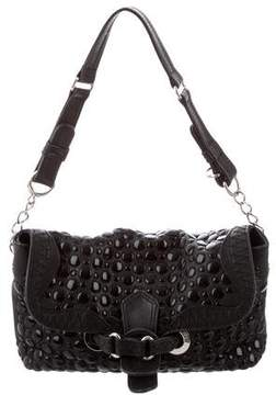 Sonia Rykiel Leather Studded Bag