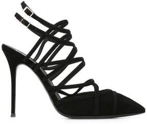 Giuseppe Zanotti Design caged stiletto sandals