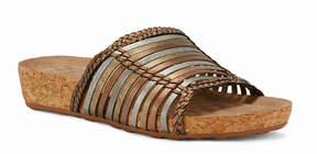Walking Cradles Women's Piece Slide Sandal