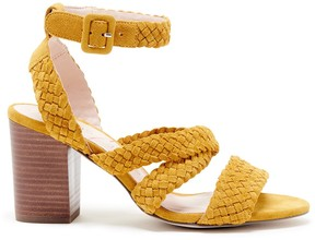 Sole Society Evelina Braided Strappy Sandal