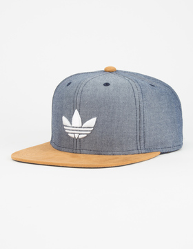 adidas Team Structured Mens Snapback Hat