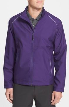 Cutter & Buck Men's Beacon Weathertec Wind & Water Resistant Jacket
