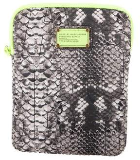Marc by Marc Jacobs Printed iPad Case