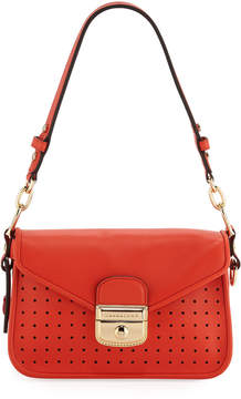 Longchamp Mademoiselle Small Crossbody Bag - ORANGE - STYLE