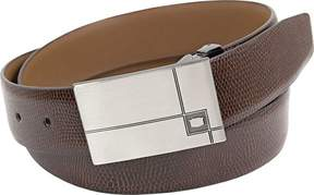 Florsheim 35mm Feathered Edge Leather Belt (Men's)