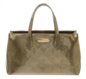 Louis Vuitton Pochette Monogramme patent leather satchel - OTHER - STYLE