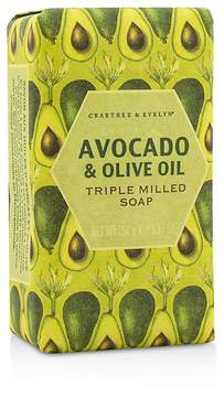 Crabtree & Evelyn Avocado & Olive Oil Triple Milled Soap