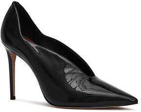 Reiss Women's Jill Patent Leather High Heel Court Pumps