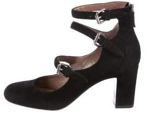 Tabitha Simmons Ginger Multistrap Pumps