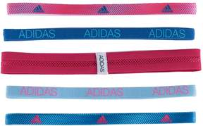 Adidas Women's Adidas Creator Plus 5-pk. Chevron & Solid Headband Set