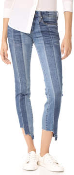Blank High & Low Jeans