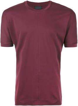 Diesel Black Gold piped seam T-shirt