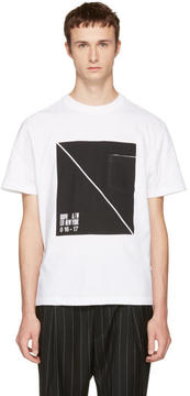 Alexander Wang White Box T-Shirt